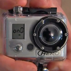 GoPro Starts Recording By Itself One Button Mode